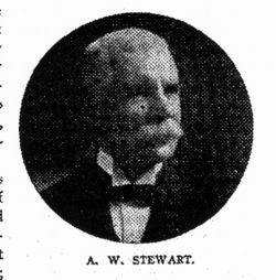 Alcee William Stewart