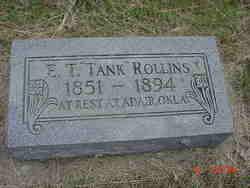"Elias T. ""Tank"" Rollins"