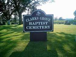 Clarks Grove Baptist Cemetery