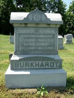 John Christian Burkhardt