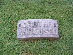 Dorothea <I>Richter</I> Anheuser