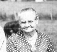Mary Rosetta Ann <I>Birge</I> Stacy