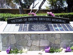 Victims of Drunk Drivers Memorial