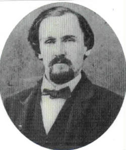 John Yates Beall