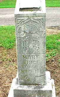 Mary <I>Bean</I> Trice