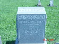 Elizabeth K. Ballinger