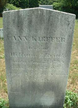 Ann <I>Kieffer</I> Brink