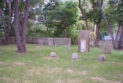 Thorp Family Burial Ground