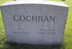 Fay <I>Crumbaker</I> Cochran