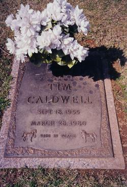 Timothy Lee Caldwell