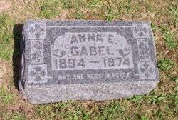 Anna E Gabel