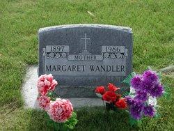 Margaret <I>Heidt</I> Wandler