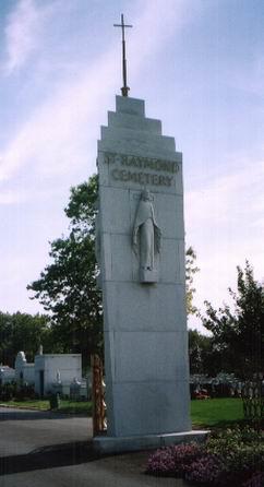 Saint Raymond's Cemetery (New)
