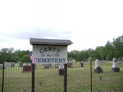 Carty Cemetery