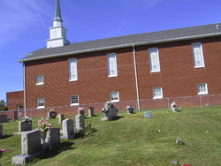 Killen First Baptist Church Cemetery