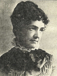 "Elizabeth ""Libbie"" <I>Bacon</I> Custer"