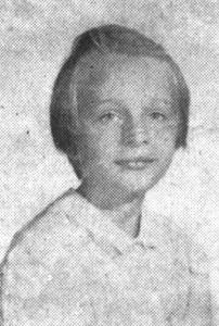 Margaret Jane Chambers