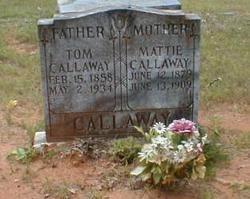 """Thomas Nathaniel """"Tom"""" Callaway"""