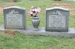 Nannie Lee Allen