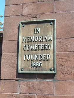 In Memoriam Cemetery