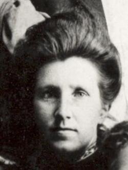 Nettie Gertrude <I>Holliday</I> Hart
