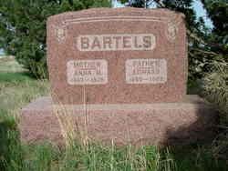 Anna Maria <I>Alewel</I> Bartels