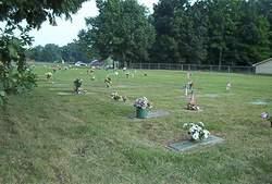 Dry Ponds Baptist Church Cemetery