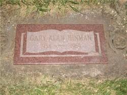 Gary Alan Hinman (1934-1969) - Find A Grave Memorial