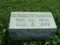 George Frybarger