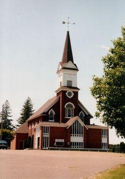 Big Elk Creek Lutheran Church Cemetery