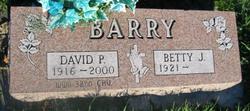 Betty Jane <I>Larsen</I> Barry