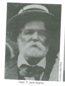 CPT Thomas Jackson Adams