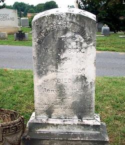 Elizabeth Ann <I>Ashby</I> Buck