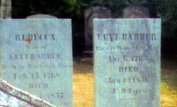 Levi Barber