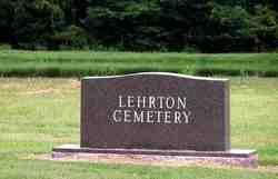 Lehrton Cemetery