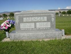 Mary Emma <I>Pierce</I> Spencer
