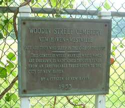 Woodin Street Cemetery