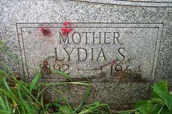 Lydia Hannah <I>Smith</I> Gibbs
