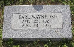 "Earl Wayne ""Si"" Strong"