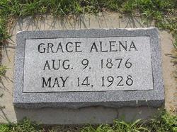 Grace Alena <I>Barnett</I> Strong
