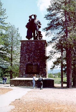 Donner Party Memorial