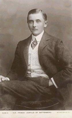 Leopold Arthur Louis Mountbatten