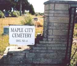 Maple City Cemetery
