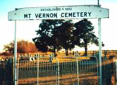 Mount Vernon Cemetery North