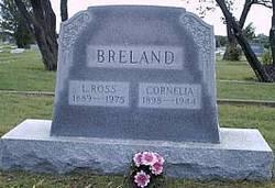 Cornelia Davis <I>Burke</I> Breland