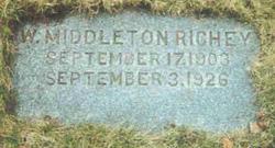 Walter Middleton Richey
