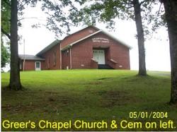 Greer's Chapel Cemetery