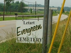 Letart Evergreen Cemetery