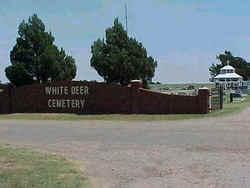 White Deer Cemetery