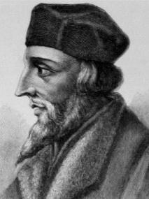 """John """"Jan Hus"""" Huss"""
